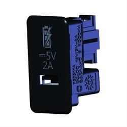 Устройство зарядное USB 2123 Шевроле-Нива (5V, 2A)  7505114 - фото 58083