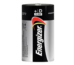 Energizer Lr20 Батарейка алкалиновая (1.5V) (1шт.) - фото 61275