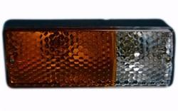 Подфарник левый в сборе (пластиковый корпус) 2103,2106,2121,21213  21060-3712011-01 - фото 68862