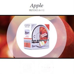 auto-geo.ru - Eikosha Освежитель салона меловой (apple) a11