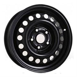 Trebl X40009 Диск колесный R16  6.5J, 5x114.3, 67.1,ET41   черный   9284722 - фото 89091