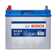Bosch Asia АКБ залитая прямой полярности 45Ah  тонк.клем.   0092s40220