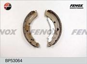 Fenox Колодки тормозные барабанные Polo  bp53064
