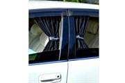 Premium Шторы на окна  к-т 2шт   L, 60см, черный   1701331-166bk