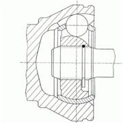 Gkn ШРУС OPEL Kadett E, Vectra A, Calibra A  84-97г   302170