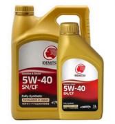Idemitsu 5W40 Масло моторное синтетическое  4л+1л   30015048-746a