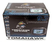 Tomahawk 9.7 Автосигнализация с обратной связью, запуск