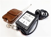 RGB-контроллер  пульт д/у, 12V, output 4A max