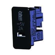Устройство зарядное USB 2123 Шевроле-Нива (5V, 2A)  7505114