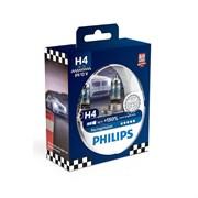 Philips 12342rv Набор ламп галогеновых 60w55+150%  H4