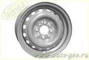 Диск колесный R13 (5.5J, 4x98, 58.6, ET29) ВАЗ 2101-07 (серебристый)  2103-3101015-06