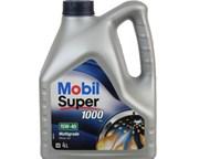 Mobil Super 1000 X1 15W40 Масло моторное минеральное (4л)  152058