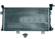 Luzar Радиатор кондиционера 21214 Urban  lrac01214