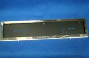 Рамка под номерной знак (нержавеющая сталь) LEXUS