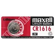 Maxell Cr-1616 Батарейка литиевая (1шт.)