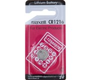Maxell Cr-1216 Батарейка литиевая (1шт.)