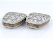 3m 06051 Фильтр сменный для маски малярной (комплект 2шт.)