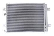 Luzar Радиатор кондиционера Vesta  921006454R/921006843R   lrac0978