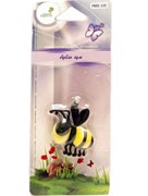 Pbee-115 Освежитель салона гелевый пчелка (бабл гам)