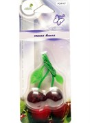 Pchr-67 Освежитель салона гелевый вишня (спелая вишня)