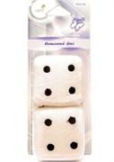 Pdce-92 Освежитель салона игральные кубики (ванильный бриз)