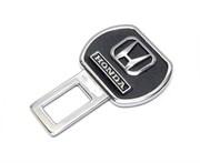 Заглушка ремня безопасности HONDA (черная) (1шт)
