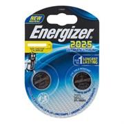 Energizer Lithium Cr2025 Батарейка (3V) (к-т 2шт)