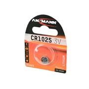Ansmann Cr1025 Bl1 Батарейка литиевая (1шт.)