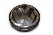 Заглушка для диска штатный размер VW (1шт, D55)  1j0601171