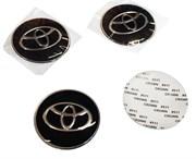 Эмблема на диски TOYOTA (4шт)
