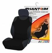 Phantom Ph5062 Чехлы передних сидений майка (черные)