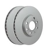 Ate Диск тормозной передний OPEL Astra 1.4/1.6 (2шт.)  24.0125-0198.1