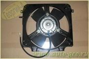 Электровентилятор охлаждения двигателя с кожухом в сборе 2108-099