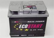 Ecostart АКБ залитая прямой полярности 55Ah