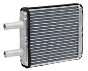 Luzar Lrh0127b Радиатор отопителя алюминиевый 2170 (с кондиц. Halla)