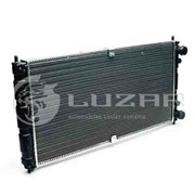 Luzar Радиатор кондиционера 2123 Шевроле-Нива  lrac0123