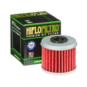 Hiflo Filtro Фильтр масляный мото  hf116