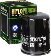 Hiflo Filtro Фильтр масляный мото  hf148