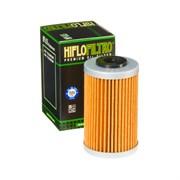 Hiflo Filtro Фильтр масляный мото  hf655
