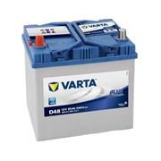 Varta Bd Asia АКБ залитая прямой полярности 60Ah (на ином)  5604110543132
