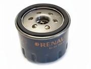 Renault Фильтр масляный Duster 1.5 dCi  8200768927