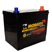 Moratti Asia АКБ залитая обратной полярности 65Ah (на ином)(75D23L)  565068054