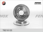 Fenox Диск тормозной задний HYUNDAI, KIA (к-т)  tb218135