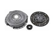 Sachs Комплект сцепления (корзина+диск+выжимной)  3000082005