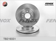 Fenox Диск тормозной передний HYUNDAI Creta  tb219331