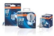 Osram Лампа 5W  12V  бесцокольная  комплект 2 шт   2825hcbi-02b