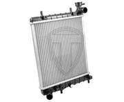 Trixet Радиатор охлаждения Accent МКПП  t3089