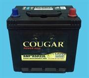 Cougar Smf Asia АКБ залитая обратной полярности 70Ah (85D23L)