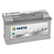 Varta Silver Dynamic АКБ залитая обратной полярности 100Ah  6004020833162