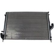 Радиатор охлаждения Logan,Largus АТ 12-  214100598r